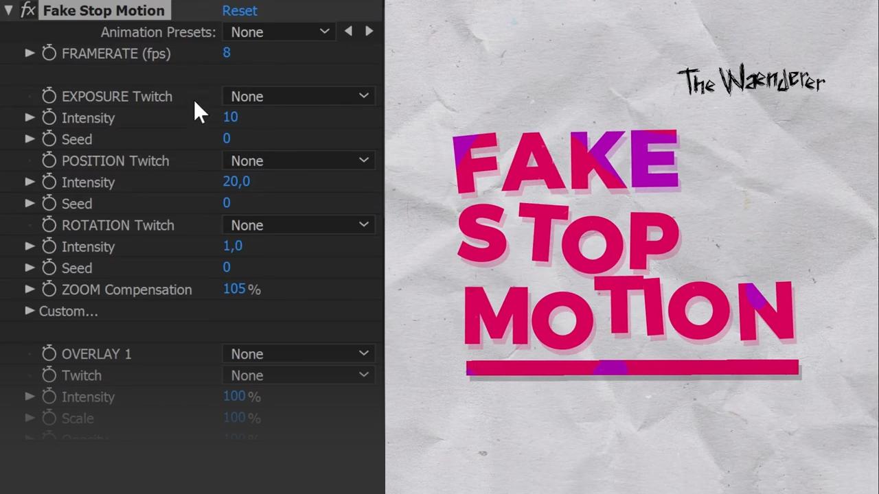 Fake Stop...